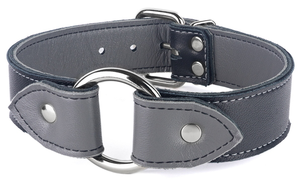 gray o ring collar